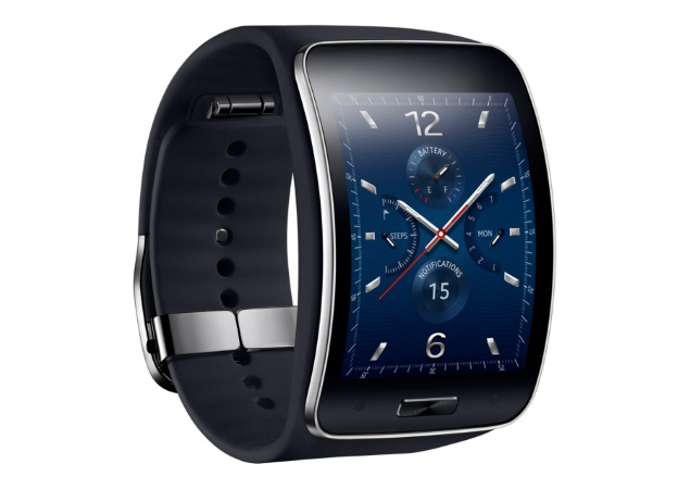 Wi-Fi-Only Samsung Gear S Tizen-Based Smartwatch Launched in Japan