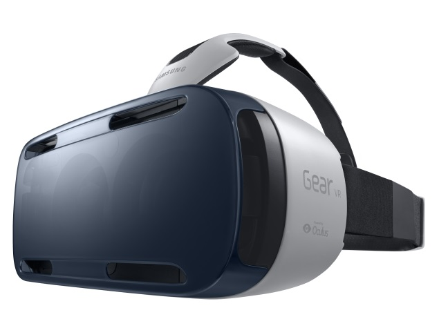 Samsung 'Gear VR' Virtual Reality Headset Launched at IFA