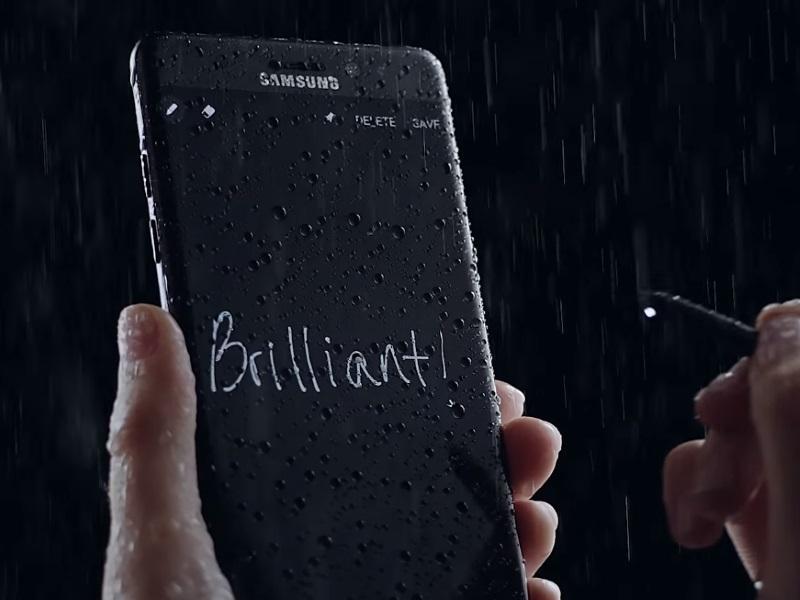 Samsung Galaxy Note 7 Has the Best Smartphone Display Yet: DisplayMate