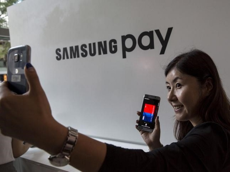 Samsung Pay Will Reportedly Come to India in the First Half of 2017