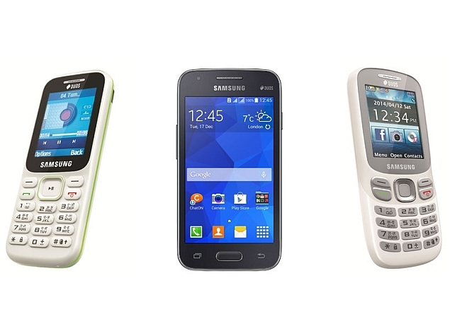 Samsung Galaxy Ace NXT, Guru Music 2 and Metro 312 Listed on Company Site