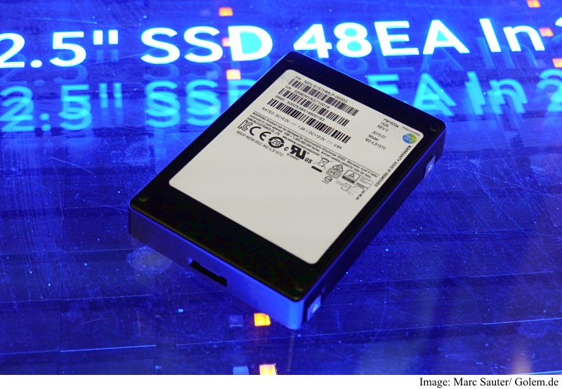 Samsung Announces 16TB SSD, 'World's Largest' Storage Device for Data Centres