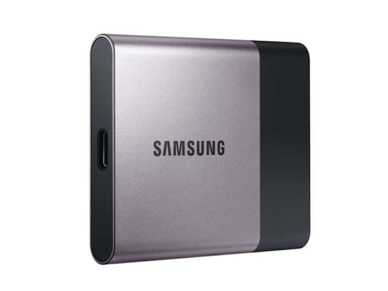 Samsung Portable SSD T3 With USB Type-C, Up to 2TB Storage Launched