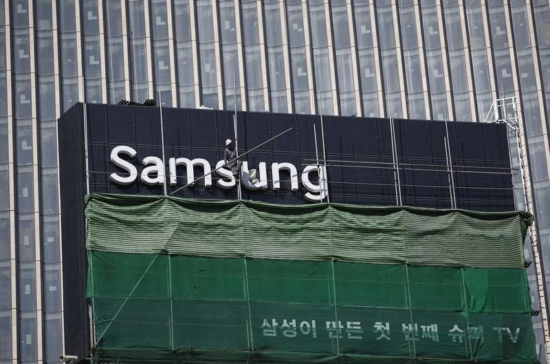 Court Says Chemicals Caused Samsung Chip Worker's Ovarian Cancer