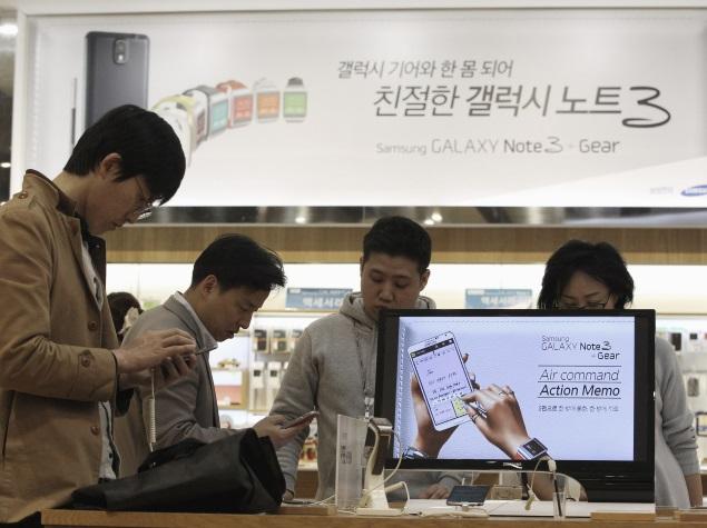 Samsung Electronics Flags Near 60 Percent Drop in Q3 Operating Profit
