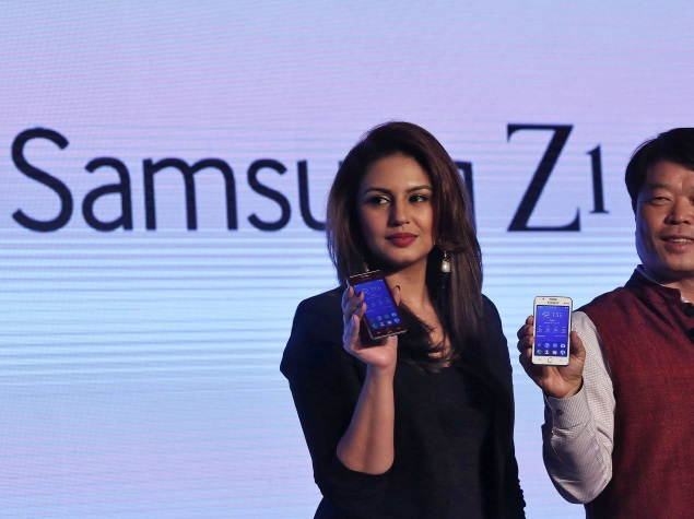 Samsung Z1 Tizen Smartphone Makes Poor First Impression in India