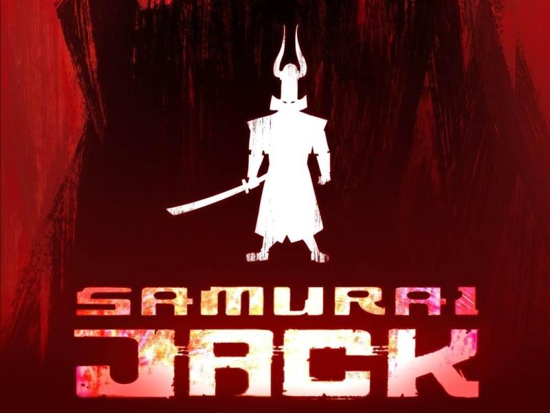 Samurai jack adult swim
