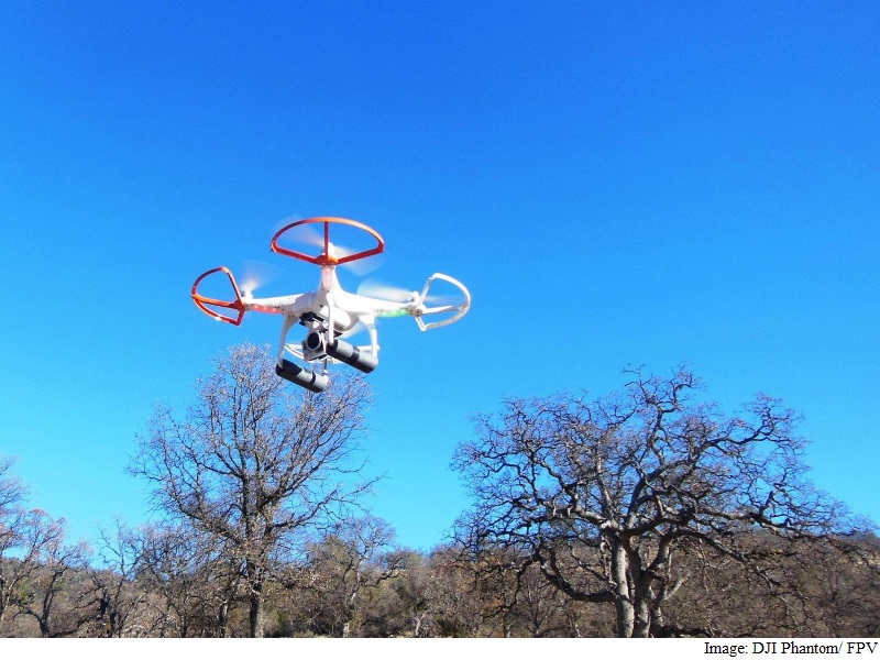 Why the Future of Search and Rescue Might Rely on This Drone