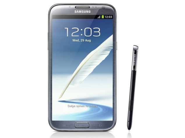 Samsung announces Galaxy Note II with Jelly Bean, 1.6GHz quad-core processor