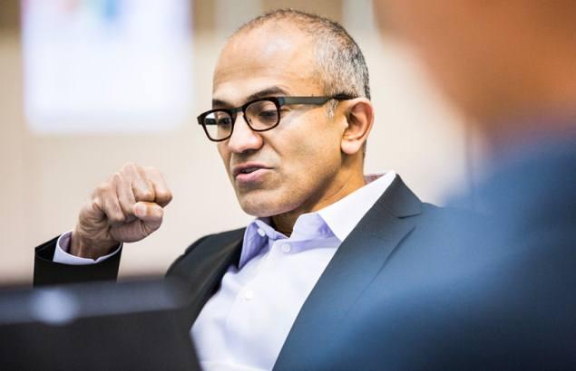 Nadella to receive $1.2 million base salary as Microsoft CEO: SEC filing
