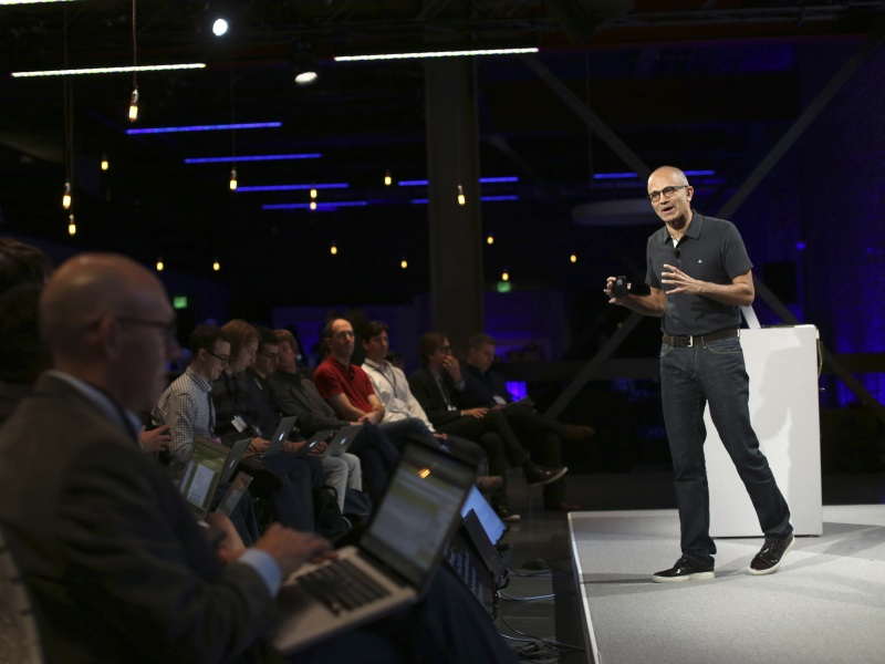 Microsoft CEO Satya Nadella to Visit Hyderabad in December