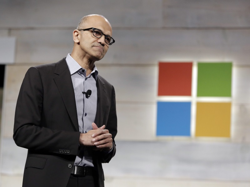 Satya Nadella Says Microsoft Will Support T-Hub to Encourage Startups