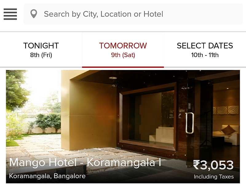 This Startup Believes Last Minute Hotel Deals are Ready to Take Off in India