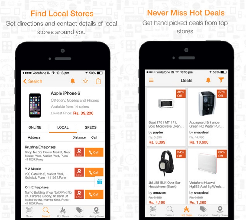 Price Comparison App >> Micromax Invests In Scandid Product Discovery And Price