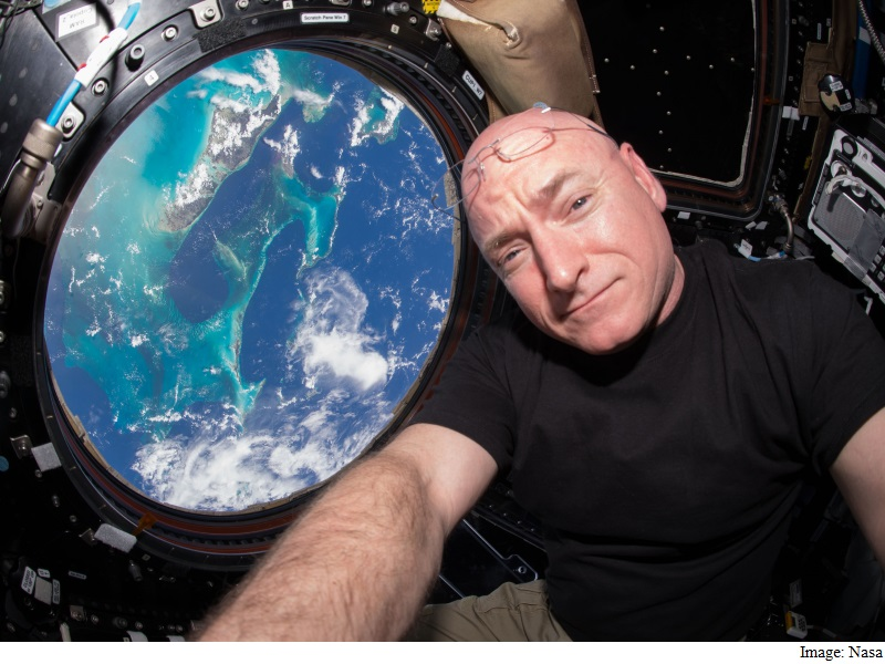 Nasa's Scott Kelly to Return From ISS Next Week