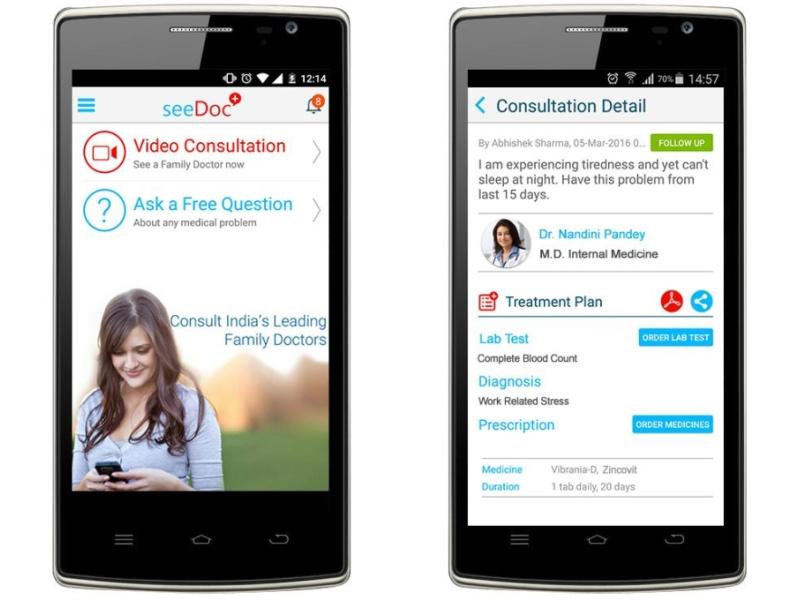 doctor app india