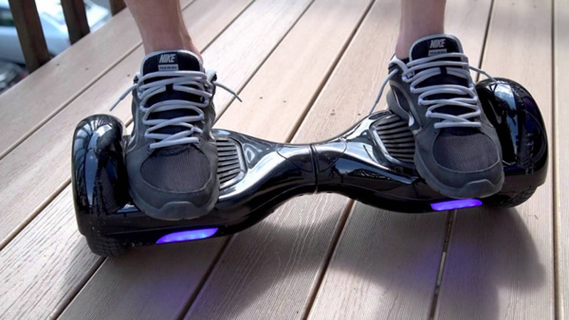 'Hoverboard' Sparks House Fire in Australia