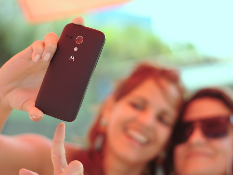 Amazon Granted Patent for Authorising Payments With Selfies