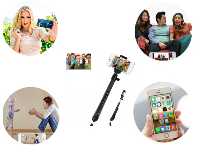 Three Little Gizmos for the Perfect Selfie