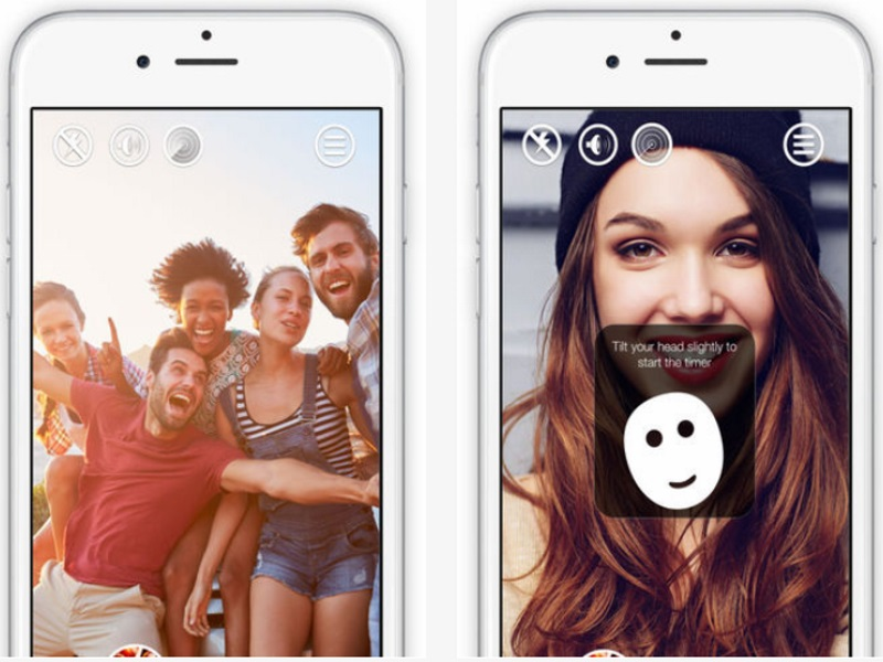 Now an App to Replace Your Selfie Stick