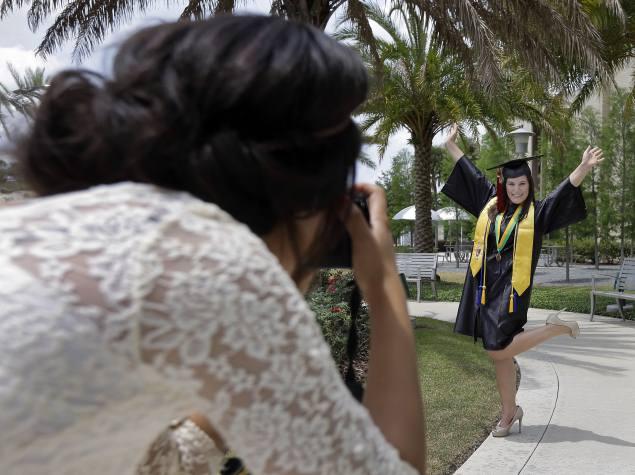 No Selfies Please, You Are Graduates