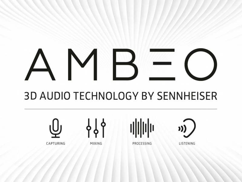 CES 2016: Sennheiser Announces 3D Audio Technology for Virtual Reality