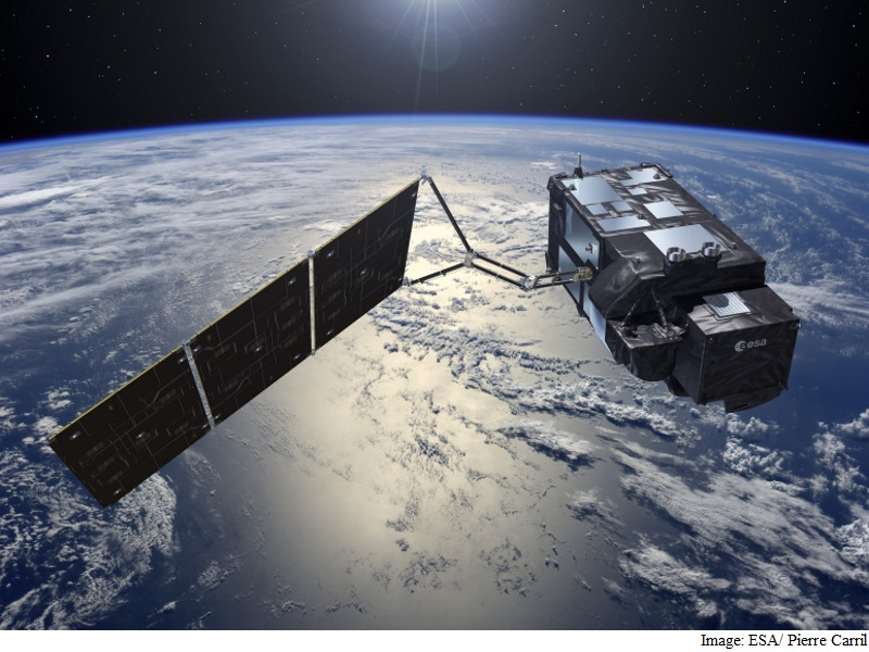 Europe Launches Satellite to Help Track Global Warming