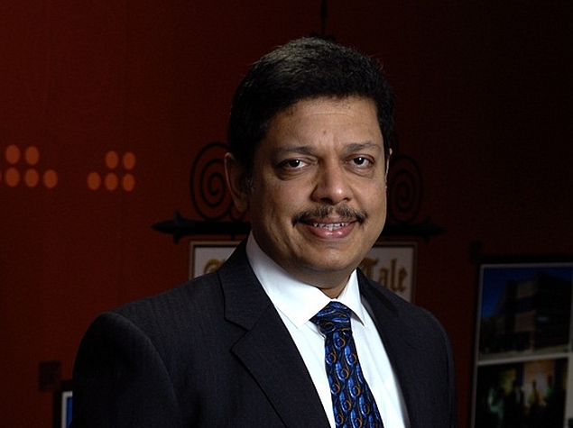 Personally Tech With Susir Kumar, CEO, Serco Global Services