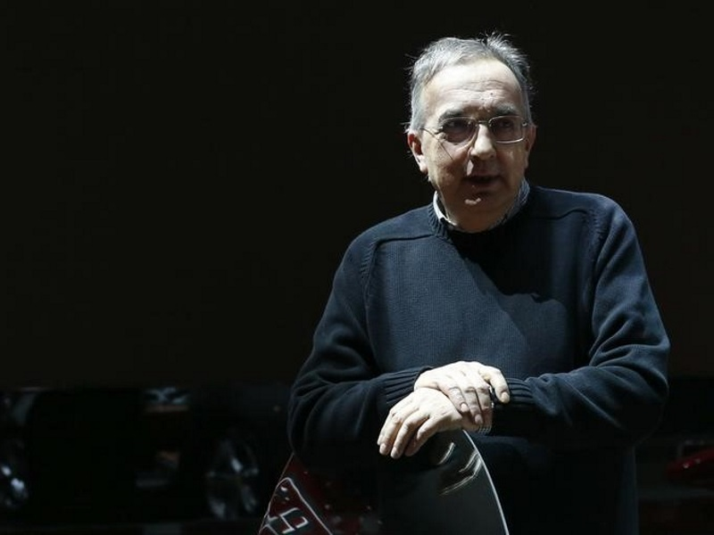 Fiat Chrysler CEO Calls Apple's Reported Interest in Cars an Illness