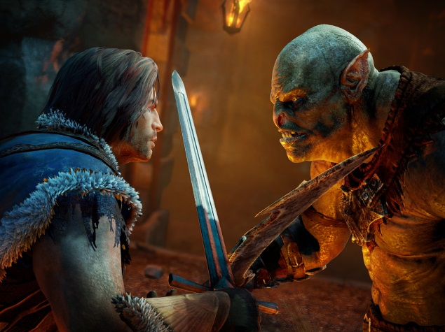 Hobbit Fans Step Into 'Shadow of Mordor' Video Game