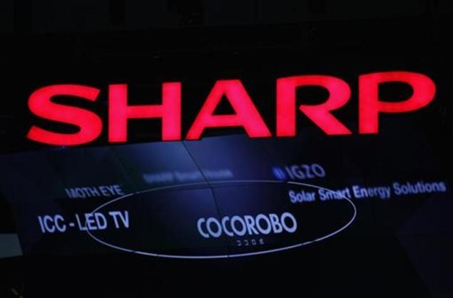 Sharp to book record $5.6 billion loss: Reports