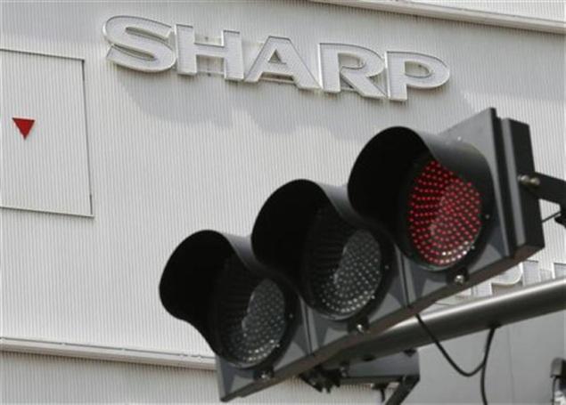 Sharp considering $1.15 billion public offering: Report