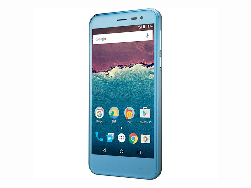 Sharp Aquos 507SH Launched as Japan's First Android One Phone