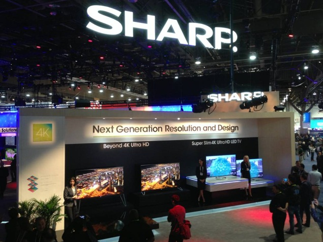 Sharp's April-June Loss Widens to $274 on Restructuring, Weak Sales