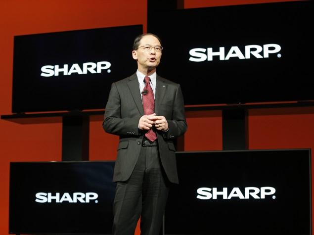 Japan's Sharp, Banks Reportedly Near $1.7 Billion Overhaul Deal