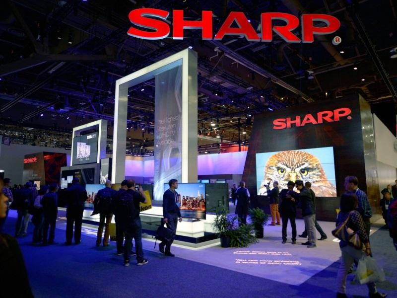 Japan Inc May Win Sharp Battle, but Lose the LCD War