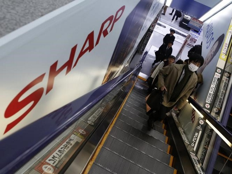 Sharp, Foxconn Chiefs to Meet After Takeover Deal Put on Hold: Report