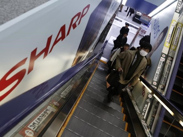 Japan-Backed Fund Said to Be Considering Investing in Sharp