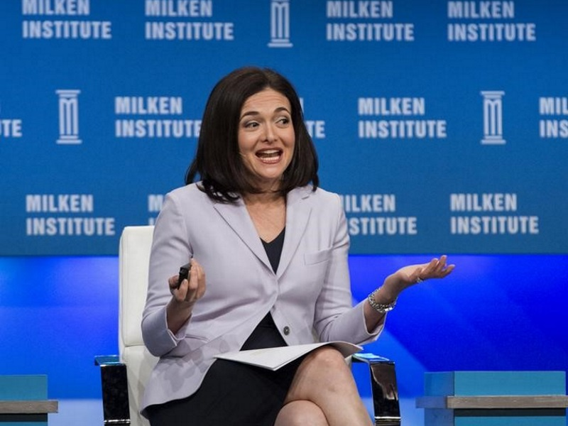 Facebook COO Sheryl Sandberg Donates $31 Million to Charity