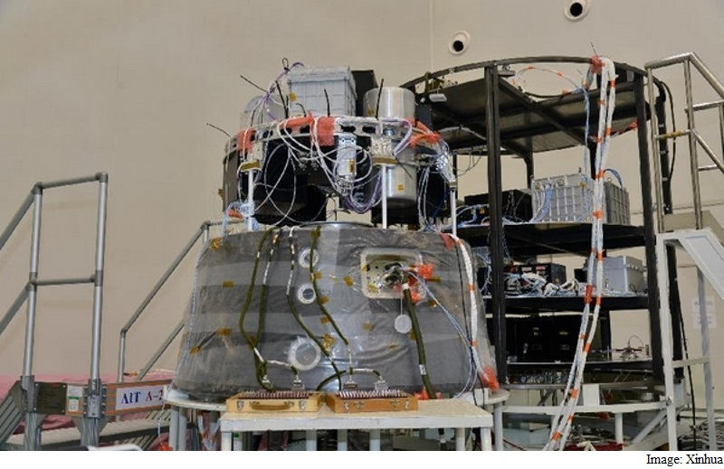 China to Launch Its First Micro-Gravity Satellite in April