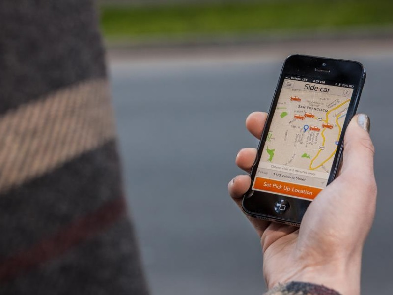 Delivery and Ride-Hailing App Company Sidecar Stops Services