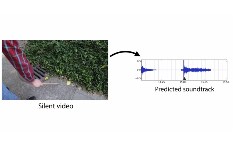 MIT Develops AI-Based System That Adds Sound to Silent Videos