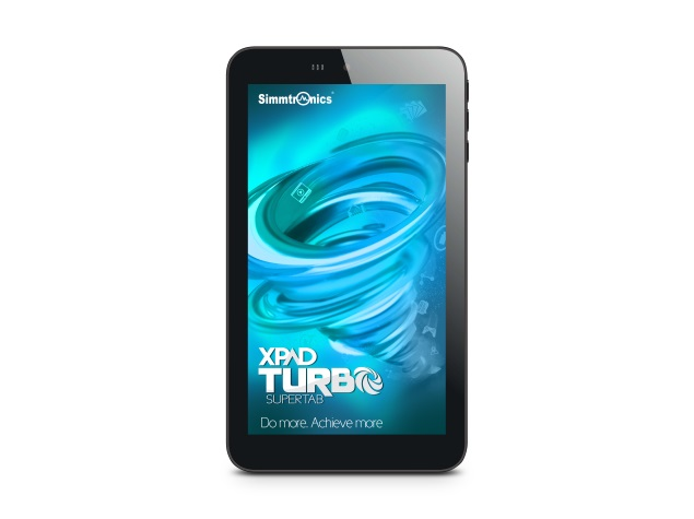 Simmtronics XPAD Turbo voice-calling Android 4.2 tablet launched at Rs. 7,999