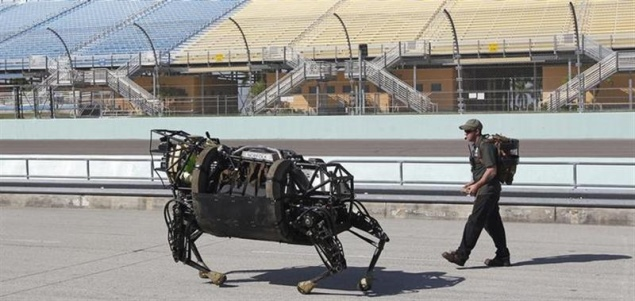 Japanese rescue robot takes first place in DARPA Robotics Challenge