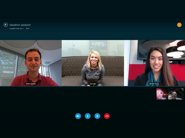 Skype Adds Free Group Video Calling to Its Modern Windows