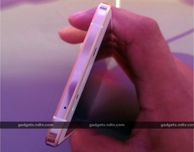 Micromax Canvas Sliver 5 First Impressions: It's Skinny