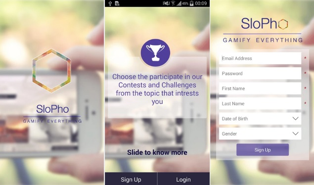 Kapil Dev Launches SloPho Social Gamified Collaboration Platform