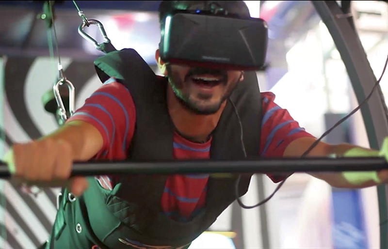 This Mumbai-Based Arcade Is Building Fun VR Experiences for Everyone