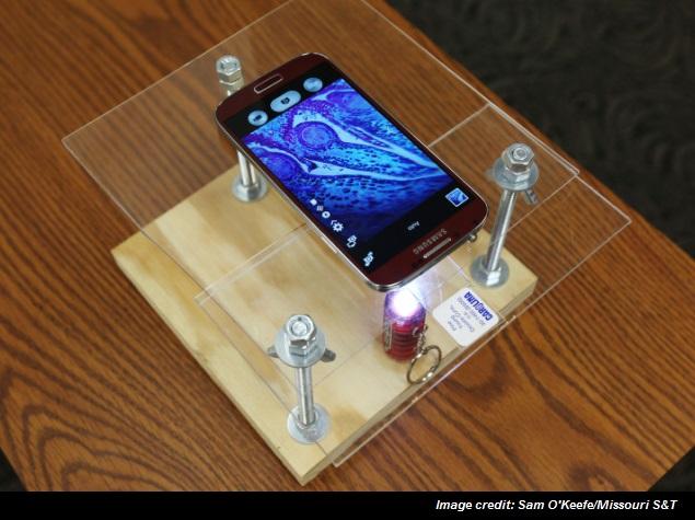 Researchers Invent Inexpensive Diy Smartphone Microscope