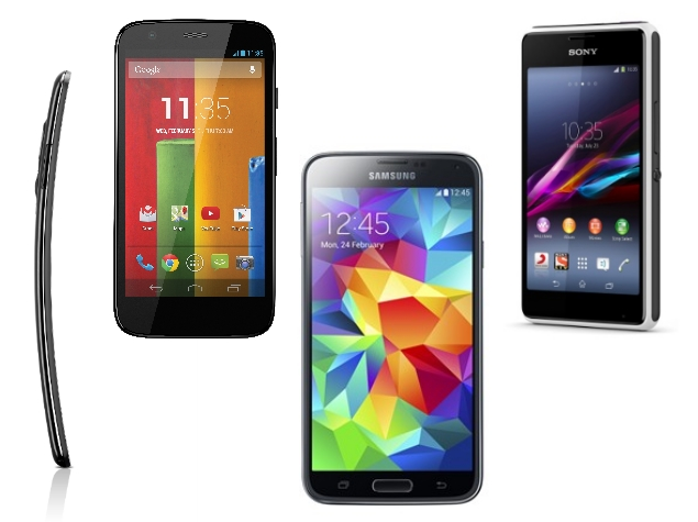 Smartphone Buyer's Guide: Summer 2014